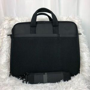 NWOT HP laptop carrying case messenger